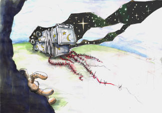 Minds of Centaurus illustrated by Pierre Smit